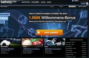 UK's number 1 Casino – lädt auch Deutsche Spieler ein
